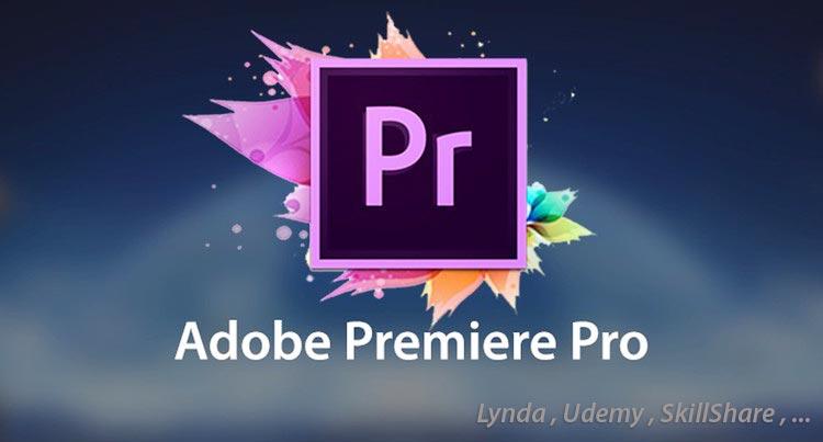 Premiere tutorials & Training (lynda, Udemy, SkillShare)