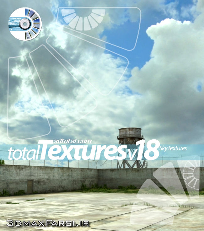 "Download Total Textures V18 - ""Sky Textures"""