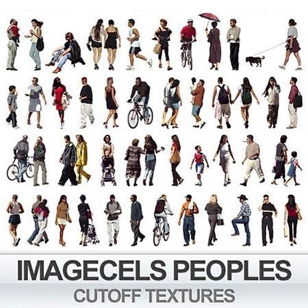 Download Imagecels Archviz Cutout People Textures