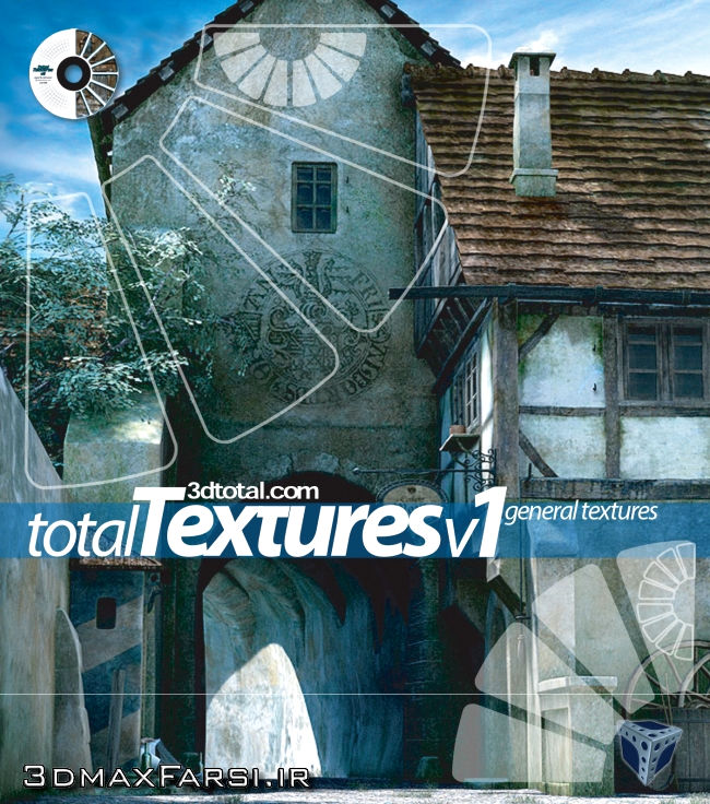 Photo of Total Textures V01R2 – General Textures