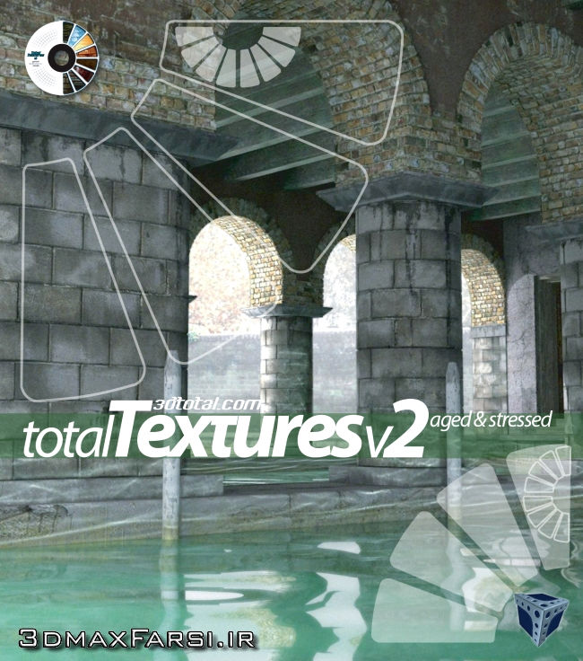 Download Total Textures V02R2 - Aged & Stressed