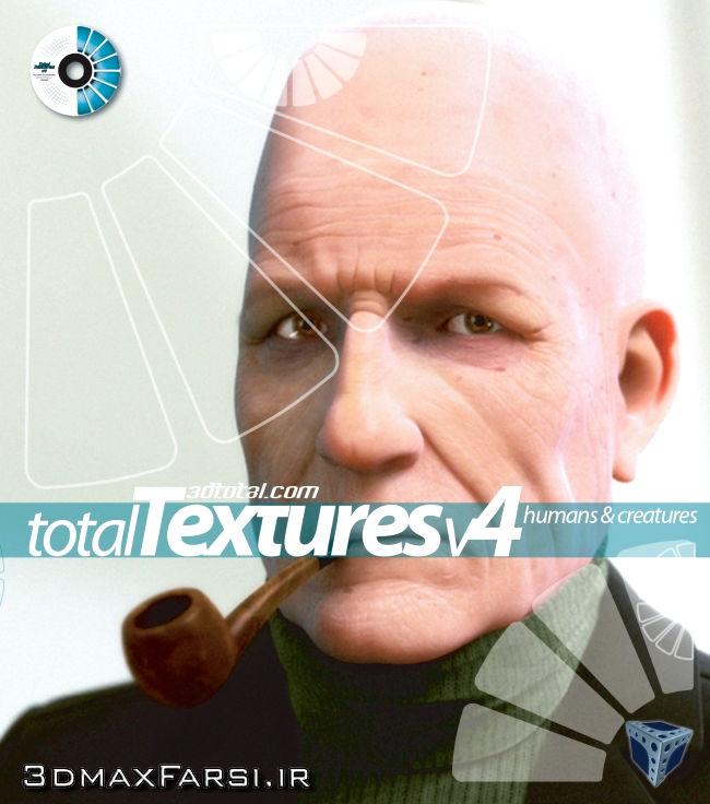 Download Total Textures V04R2 - Humans & Creatures