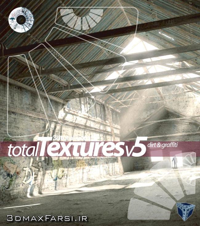 Download Total Textures V05R2 - Dirt & Graffiti