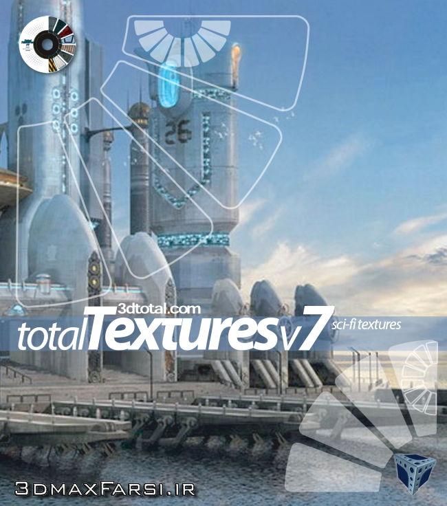 Download Total Textures V07R2 - Sci-fi