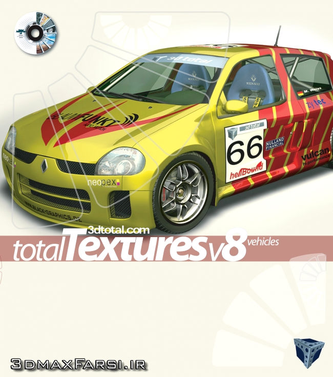 Download Total Textures V08R2 - Vehicles