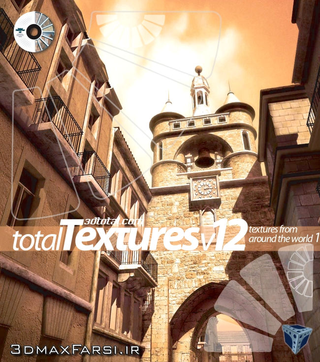 Download Total Textures V12R2 - Textures from around the World 1