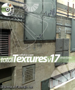 Download Total Textures V17 - Urban Extras Textures