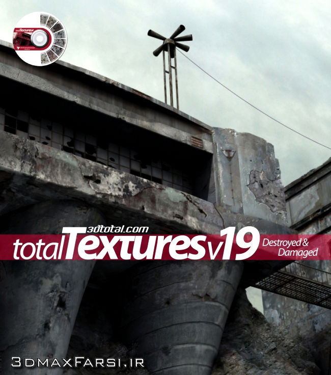 Download Total Textures V19 – Destroyed & Damaged