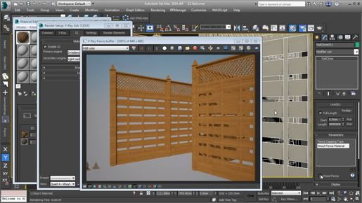 Freeform tools on the ribbon - 3ds max Freeform Modeling