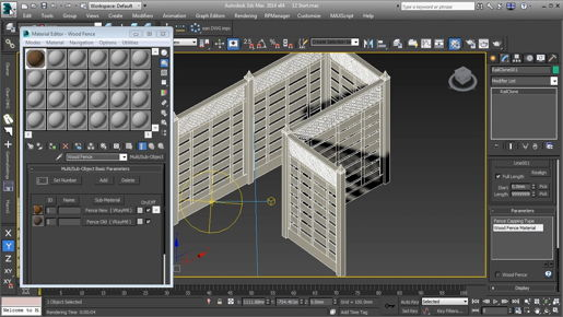 Using Paint Deform Brushes - 3ds max Freeform Modeling