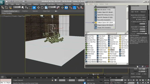 Choosing 3ds max viewport shading modes