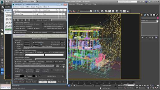 3ds max 2020 tutorials Scene Layout - Creating an image plane