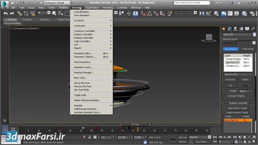 3ds max 2020 tutorials Scene Layout - Referencing scenes with Xref objects