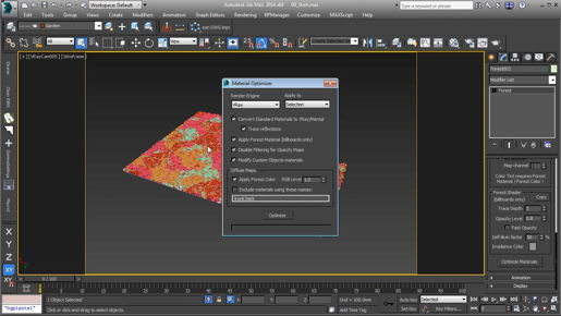 3ds max Polygon Modeling Cloning sub-objects with Detach