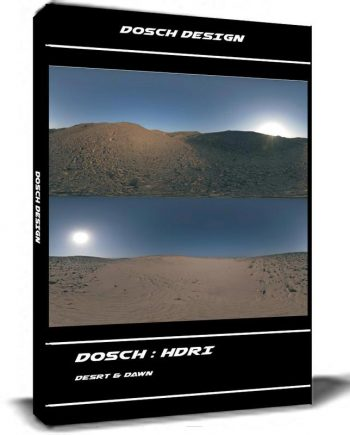 Dosch HDRI: Desert & Dawn free download