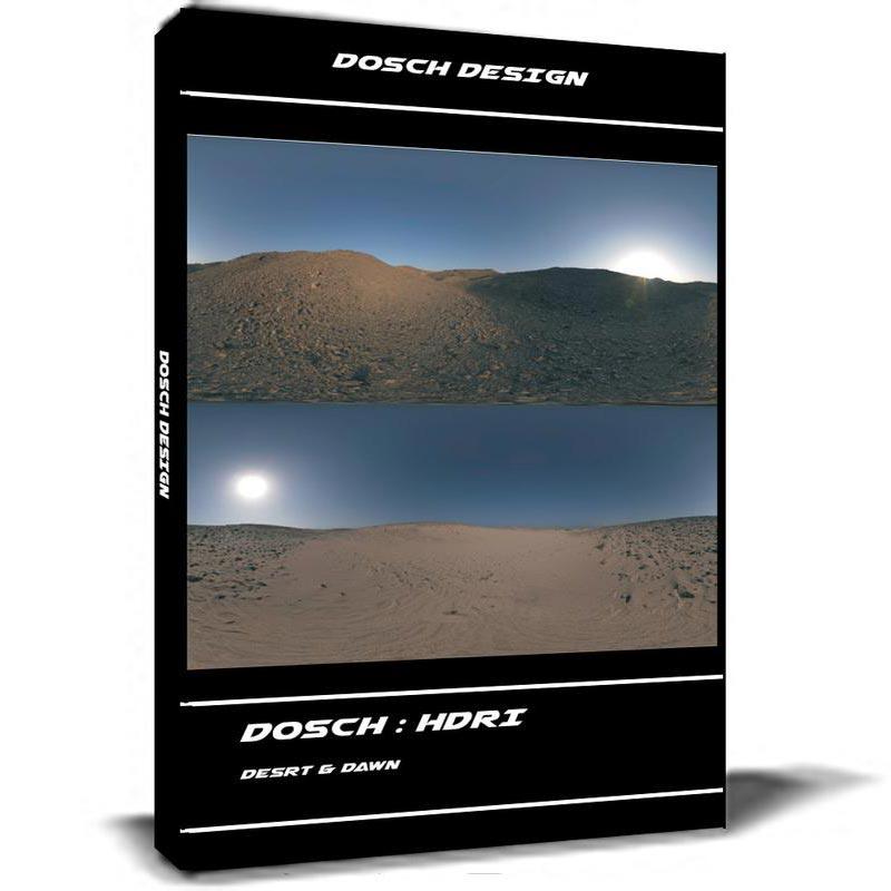 Dosch HDRI: Desert & Dawn free download