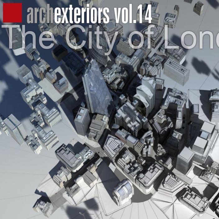Evermotion Archexteriors vol. 14 download