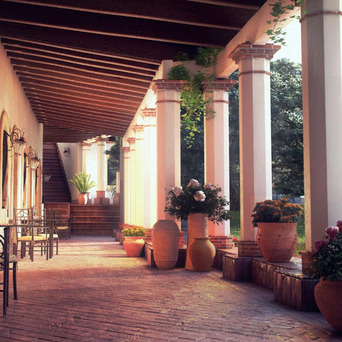 Evermotion Archexteriors vol. 22 : Mexican Haciendas