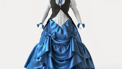 Creating a Victorian Style Gown with Marvelous Designer - Pluralsight free download
