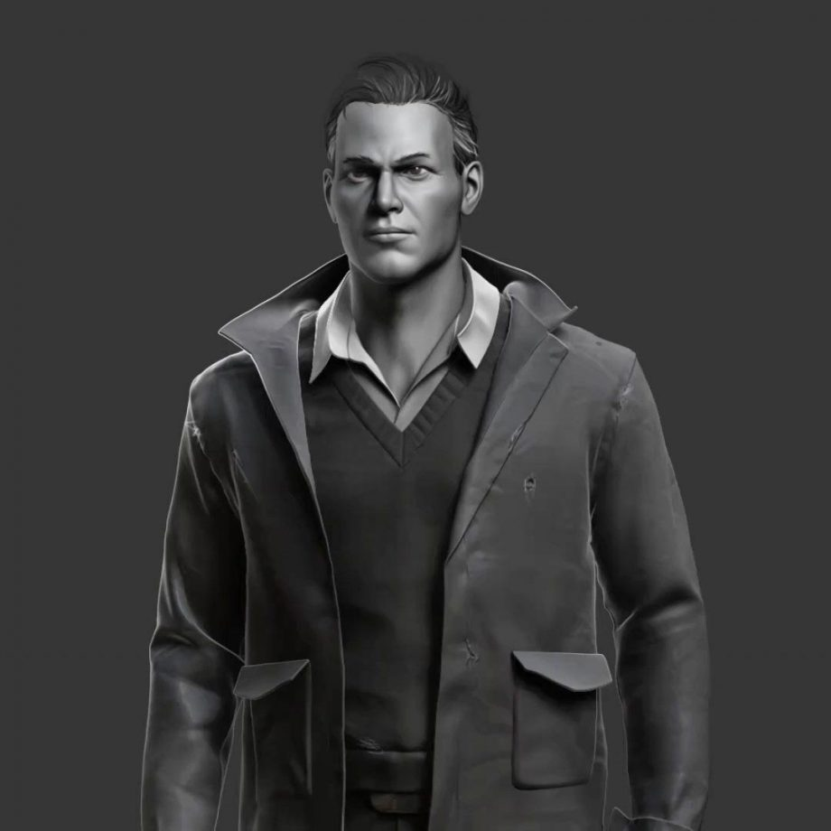 Realistic Clothing Workflow for AAA Game Male Characters Skillshare free download