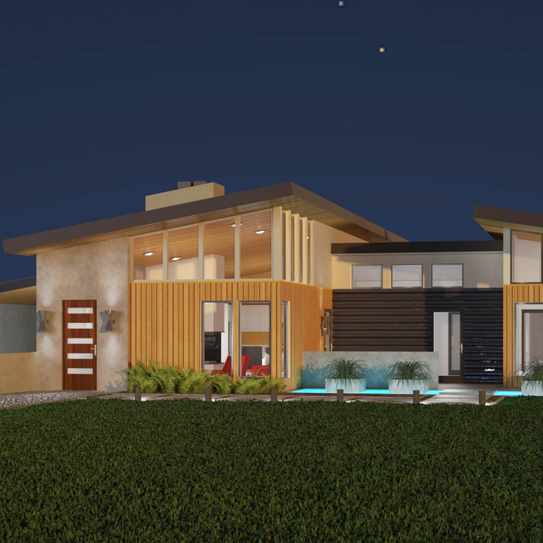 3ds Max and V-Ray: Exterior Lighting and Rendering Lynda free Download