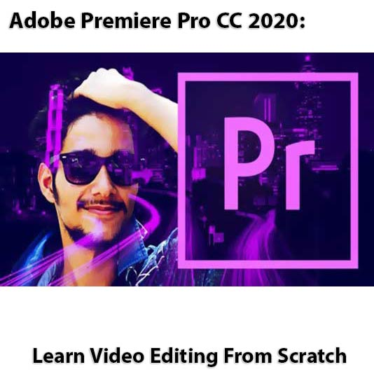 Adobe Premiere Pro CC 2020 Learn Video Editing From Scratch Udemy free Download