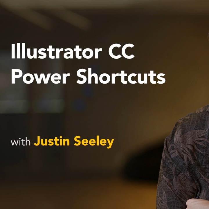 Illustrator CC Power Shortcuts Lynda free download