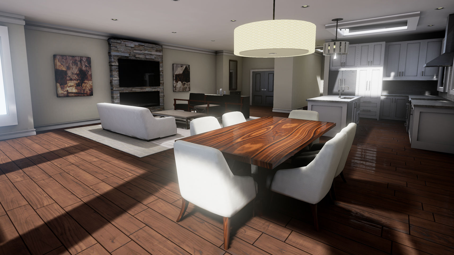 Unreal: Virtual Reality for Architectural and Industrial Visualization free download