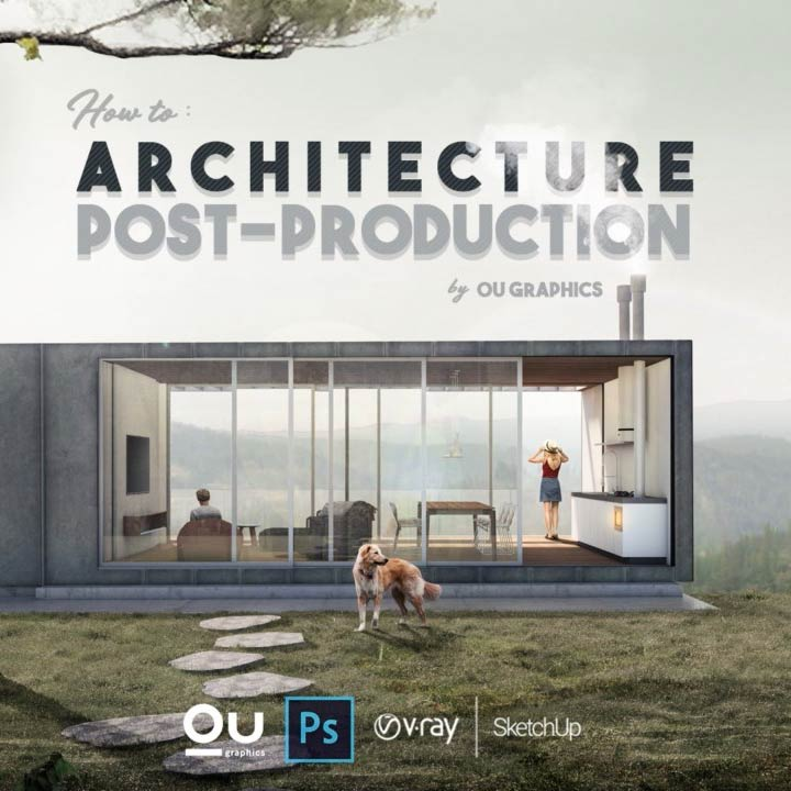 Udemy – Architecture Post-production in Photoshop