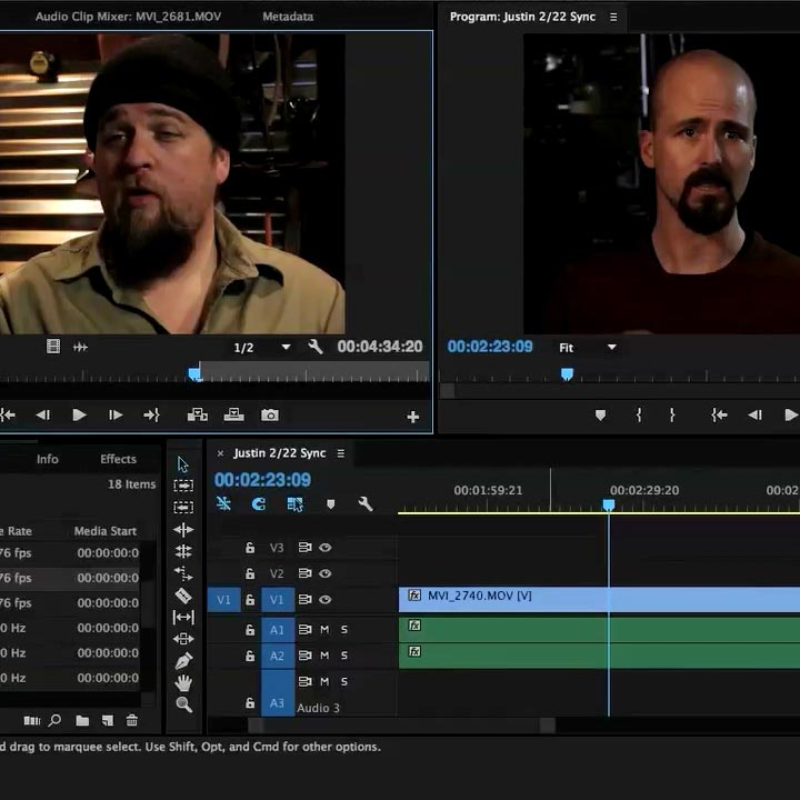 Editing for Documentaries in Premiere Pro Pluralsight free download