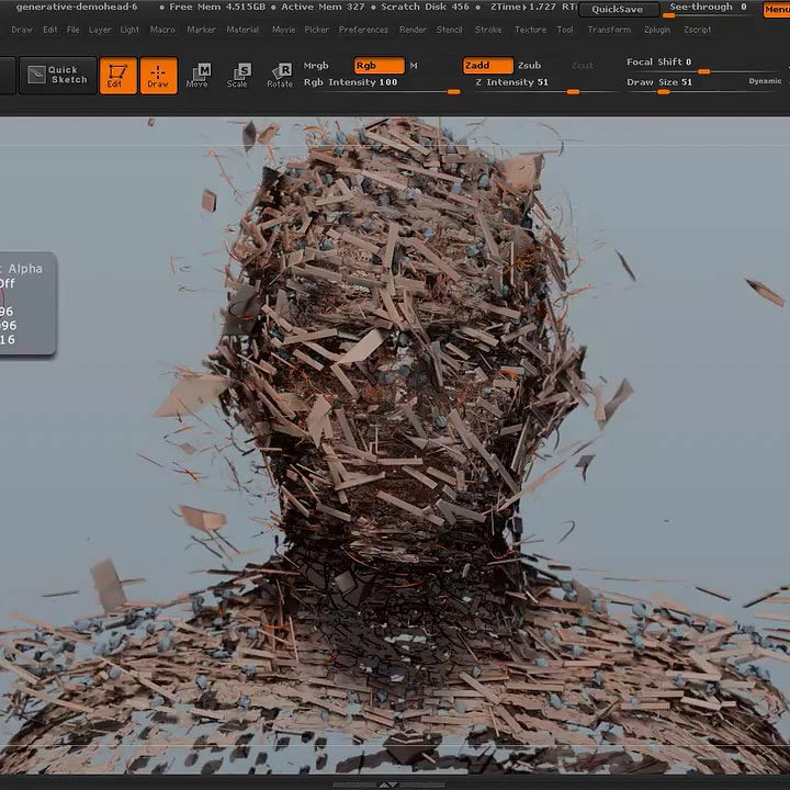 Introduction To Sculpting In ZBrush - Ryan Kingslien - Skillshare free download