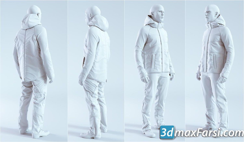 Marvelous Designer 6 Making A Jacket From Scratch free download