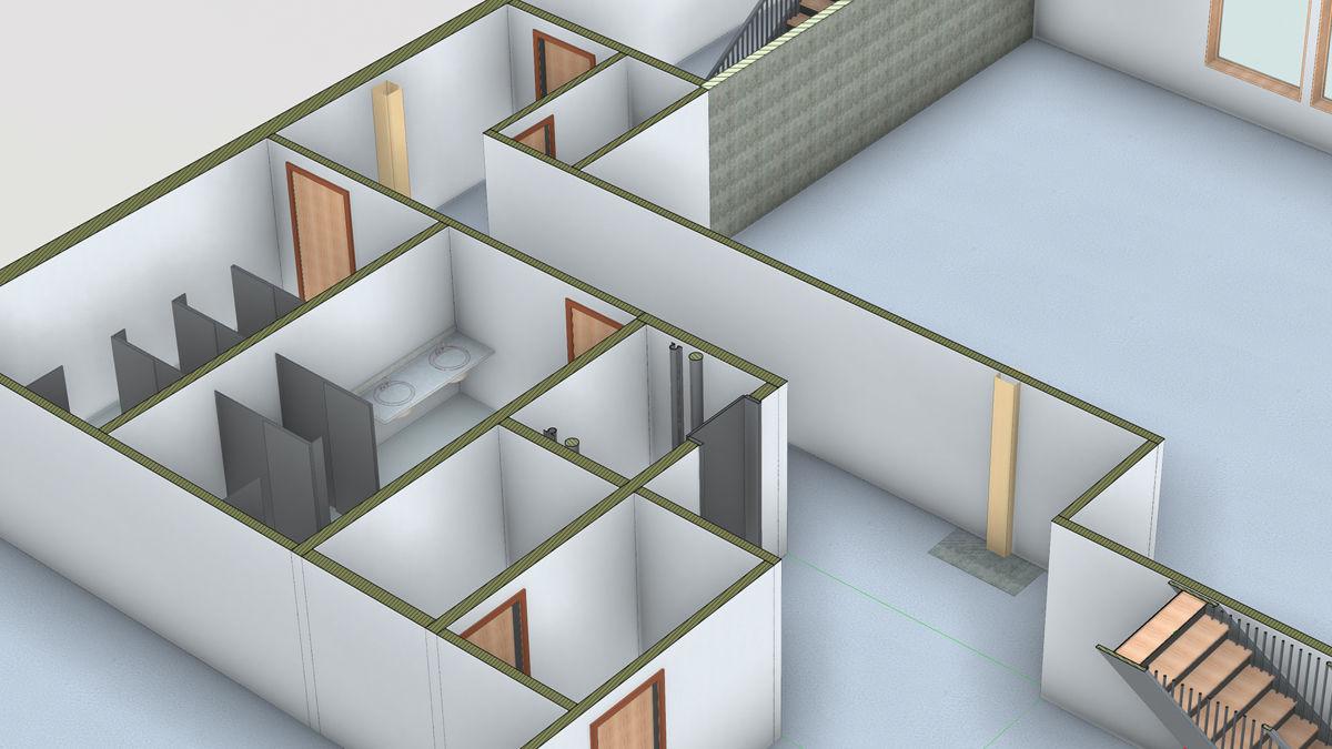 Revit 2019: Professional Office Interior Design free download