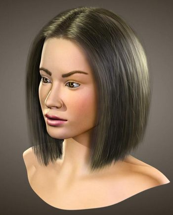 Realistic Hairstyling in 3ds Max and Hair Farm Pluralsight free download