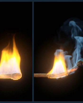 Simulating a Burning Matchstick Effect in Maya pluralsight free download