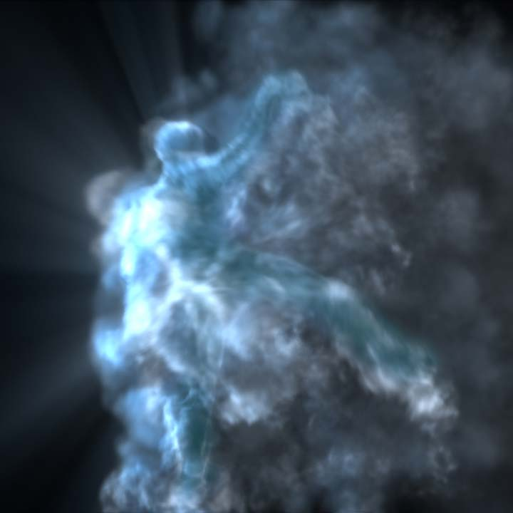 Photo of Simulating Fast-moving Smoke Characters in Maya and NUKE