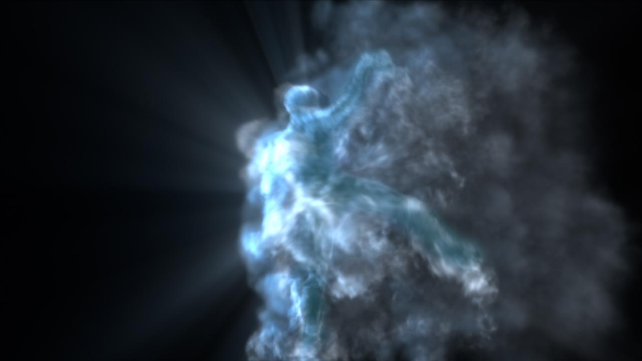 Simulating Fast-moving Smoke Characters in Maya and NUKE free downlod