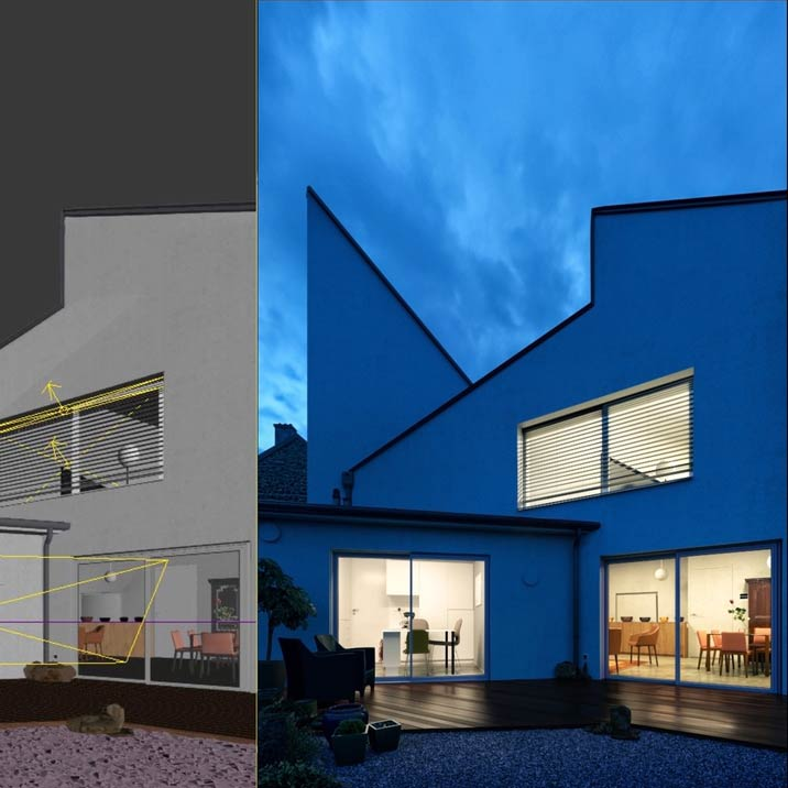 Skillshare – Step By Step Photo-Realistic Exteriors: 3ds Max + Vray