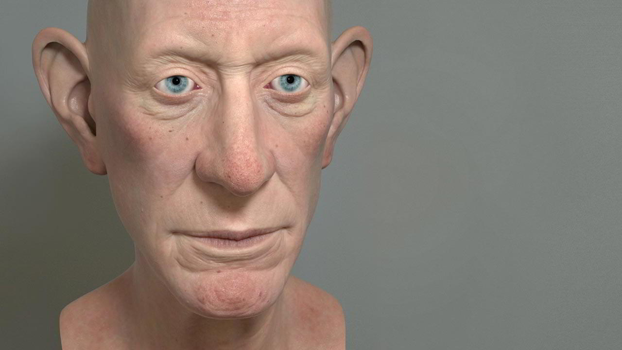 Realistic Skin Shading, Lighting, and Rendering in 3ds Max and V-Ray