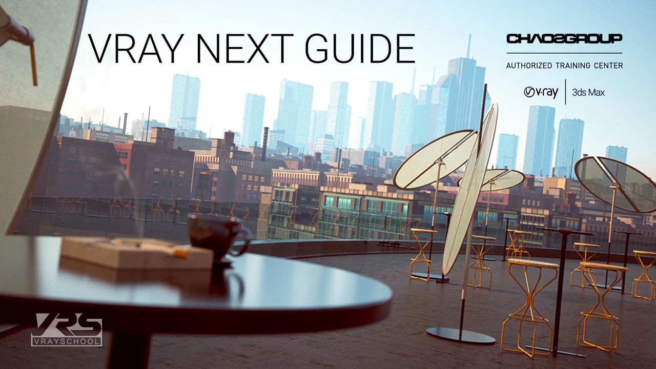 VRay NEXT for 3Ds Max - Complete Video Guide free download