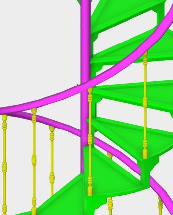 Lynda - Modeling a Staircase with AutoCAD Download