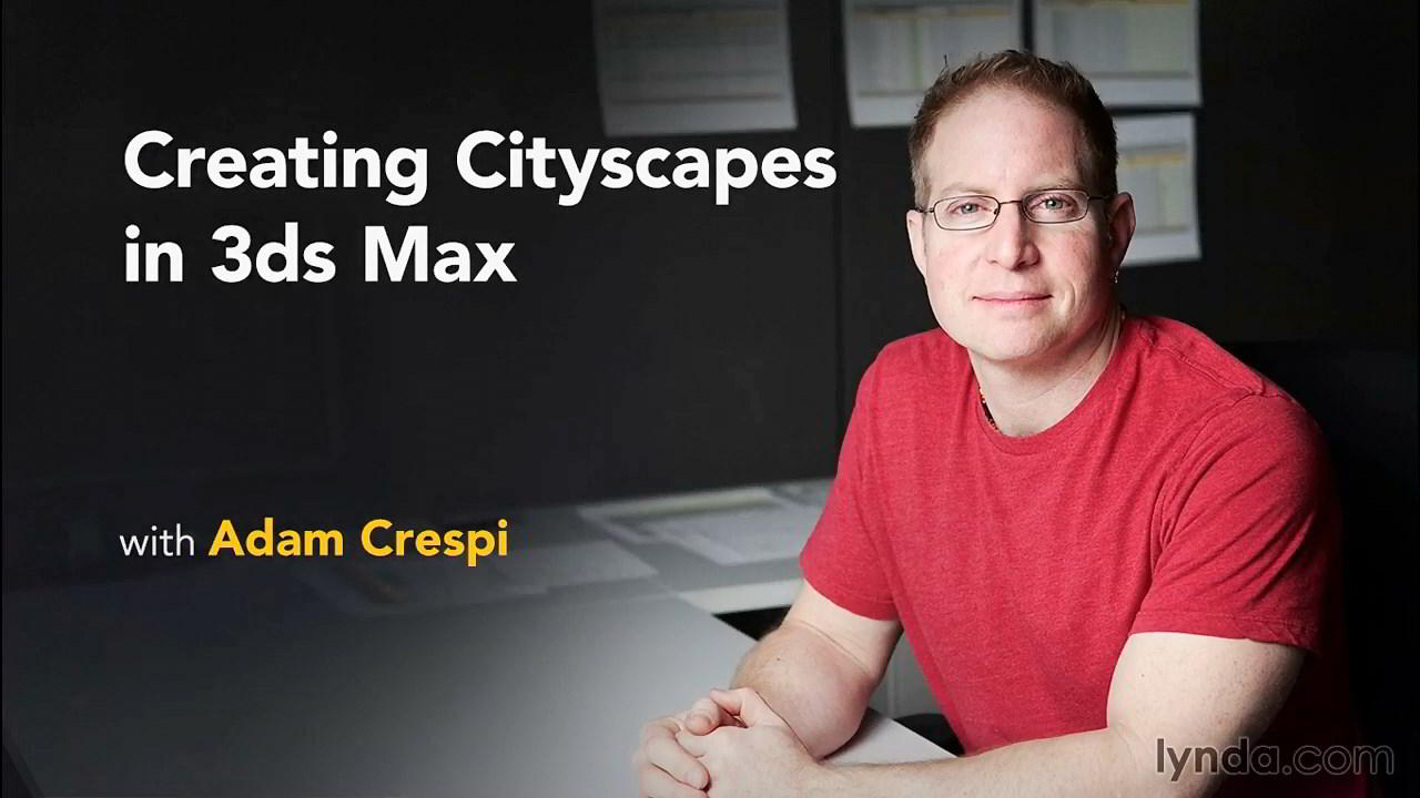 Creating Cityscapes in 3ds Max free download