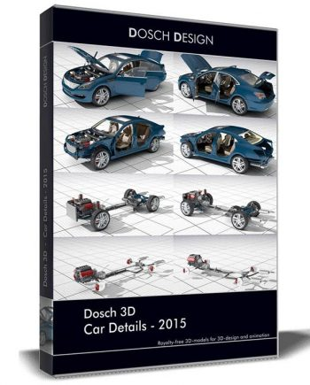 DOSCH 3D: Car Details 2015 free download