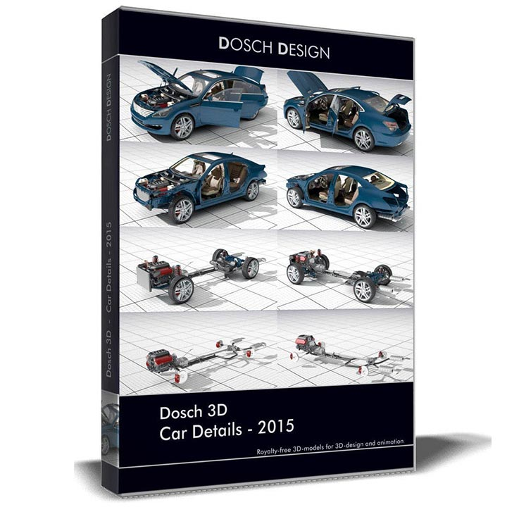 Photo of DOSCH 3D: Car Details 2015