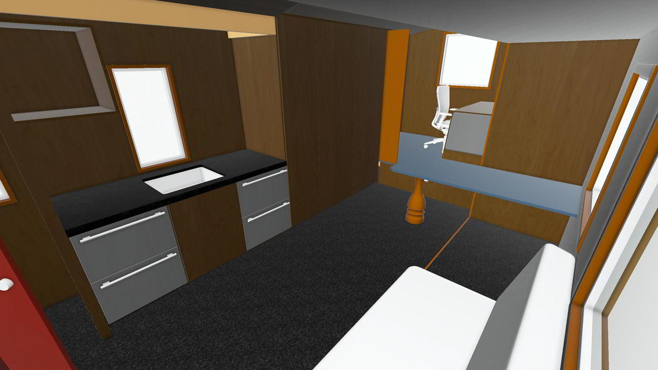 Designing a Tiny House with SketchUp free download