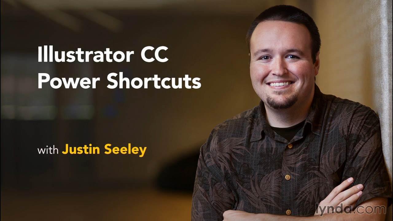 Illustrator CC Power Shortcuts free download