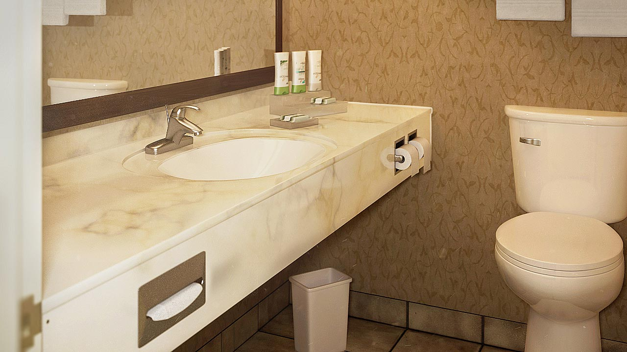 Creating a Bathroom Visualization in 3ds Max and V-Ray free download
