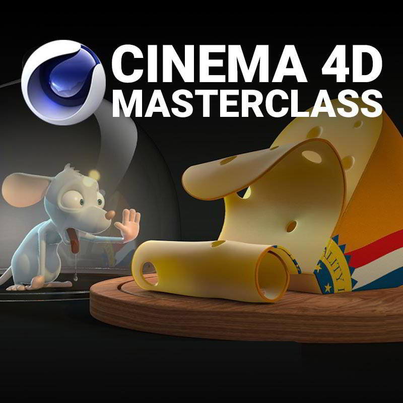 Cinema 4D Masterclass: The Ultimate Guide to Cinema 4D free download