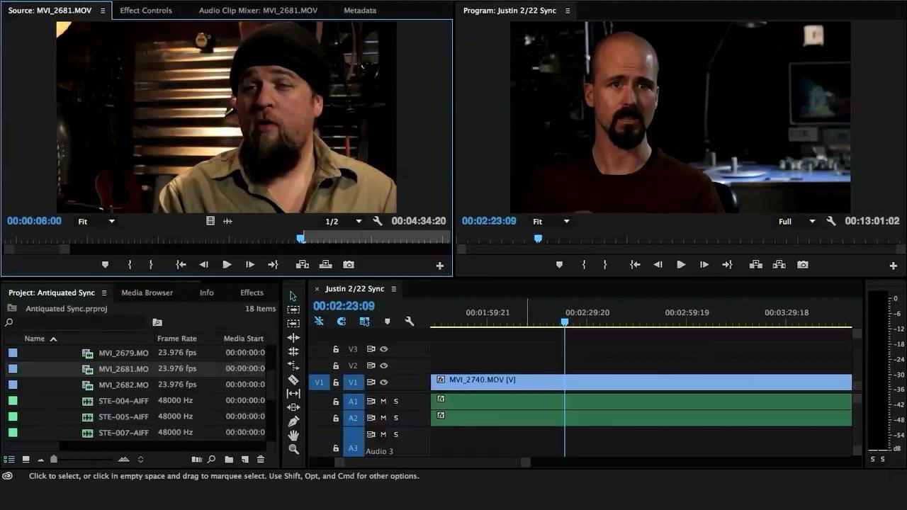 Editing for Documentaries in Premiere Pro free download