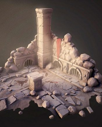 pluralsight - Sculpting a Stylized Game Environment in ZBrush and 3ds Max free download